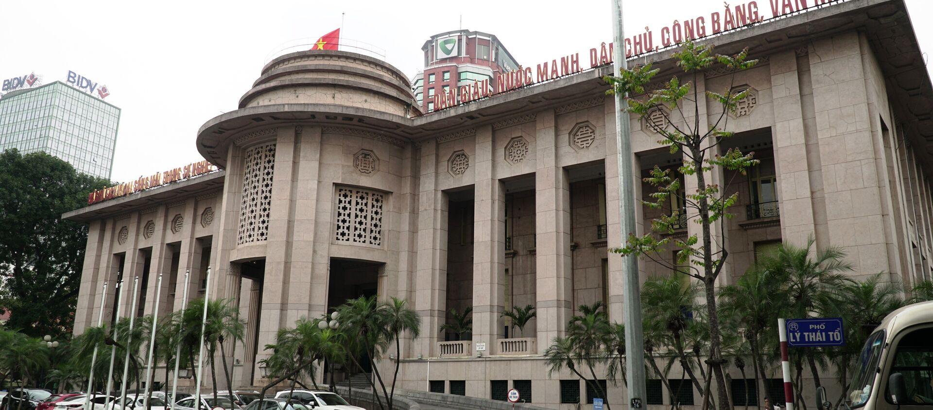 Ngân hàng Nhà nước Việt Nam - Sputnik Việt Nam, 1920, 17.12.2020