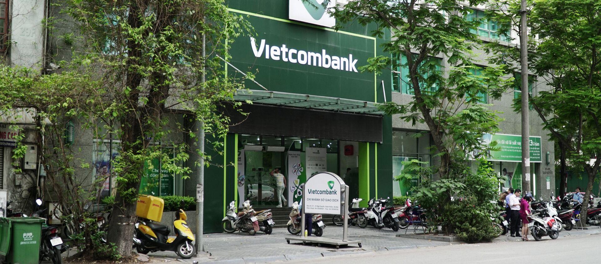 Ngân hàng Vietcombank - Sputnik Việt Nam, 1920, 17.09.2021