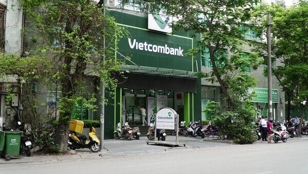 Ngân hàng Vietcombank - Sputnik Việt Nam