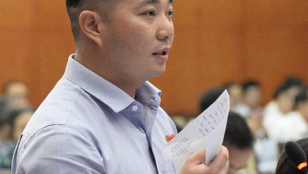 Ông Lê Trương Hải Hiếu - chủ tịch UBND quận 12 TP.HCM - Sputnik Việt Nam