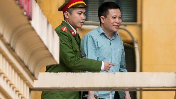 Ông Hà Văn Thắm - Sputnik Việt Nam