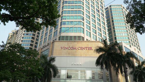 Trung Tâm Thương Mại Vincom Center Bà Triệu - Sputnik Việt Nam