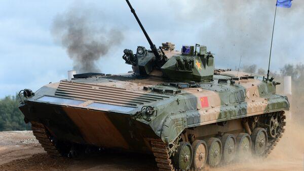 BMP-2 của Trung Quốc - Sputnik Việt Nam