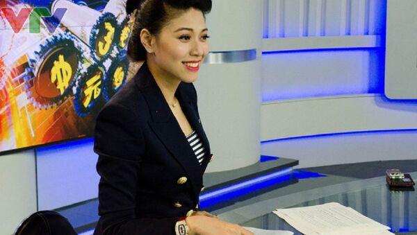 BTV Ngọc Trinh - Sputnik Việt Nam