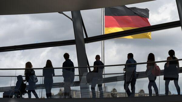 Bundestag, Đức - Sputnik Việt Nam