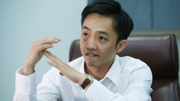 Ông Nguyễn Quốc Cường cho biết nếu thành phố yêu cầu, doanh nghiệp sẽ trả lại đất theo điều khoản hợp đồng đã ký kết. - Sputnik Việt Nam