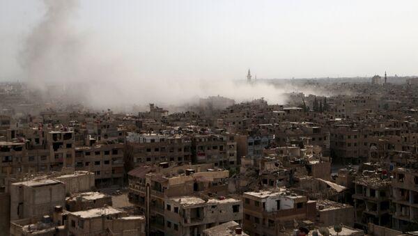 Douma, Đông Ghouta, Syria - Sputnik Việt Nam