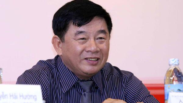 Trưởng ban trọng tài Nguyễn Văn Mùi đã có một số kết luật khiến dư luận không đồng tình - Sputnik Việt Nam