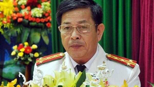 Đại tá Lê Văn Tam, Giám đốc Công an TP Đà Nẵng. - Sputnik Việt Nam