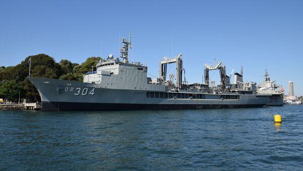 HMAS Success - Sputnik Việt Nam