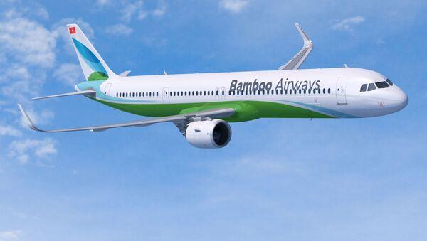 Máy bay Bamboo Airways A321neo - Sputnik Việt Nam