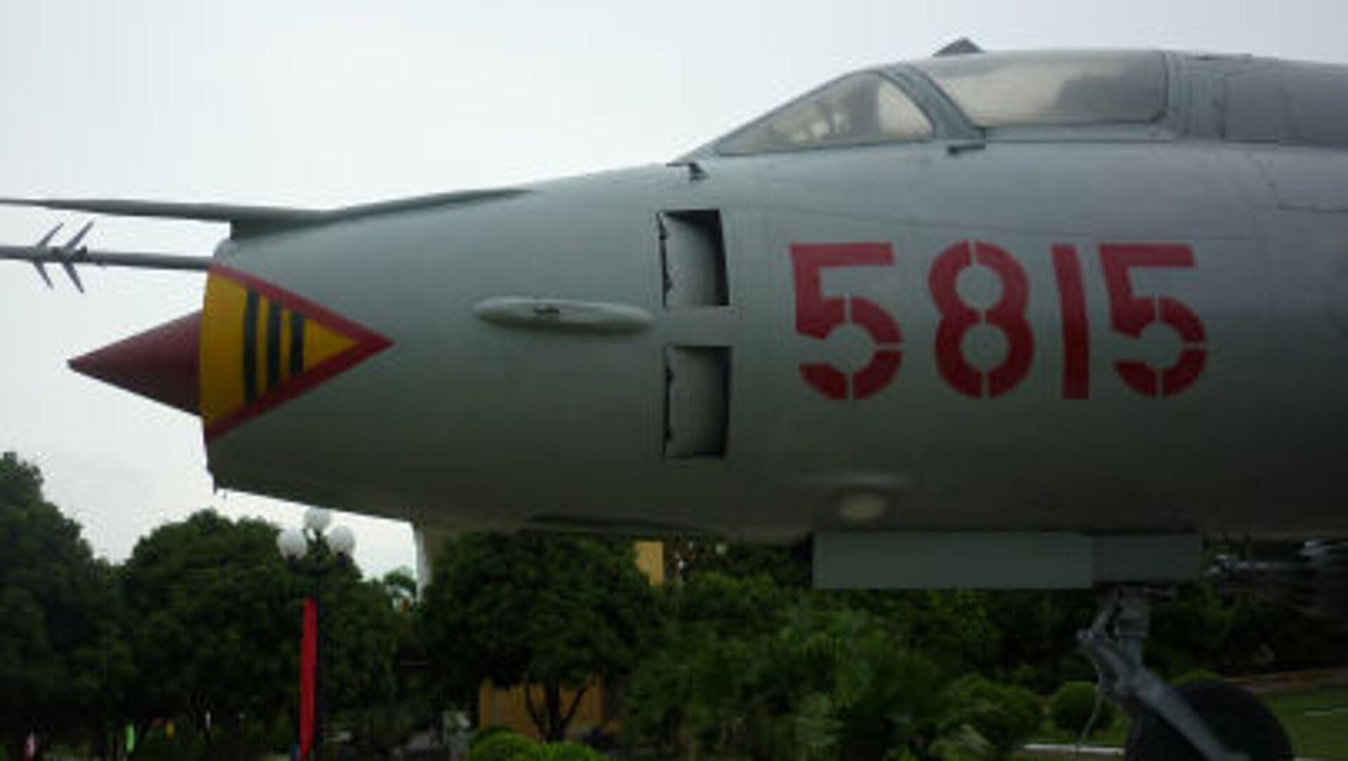 Máy bay Su-22 của Không quân Nhân dân Việt Nam  - Sputnik Việt Nam, 1920, 21.07.2021