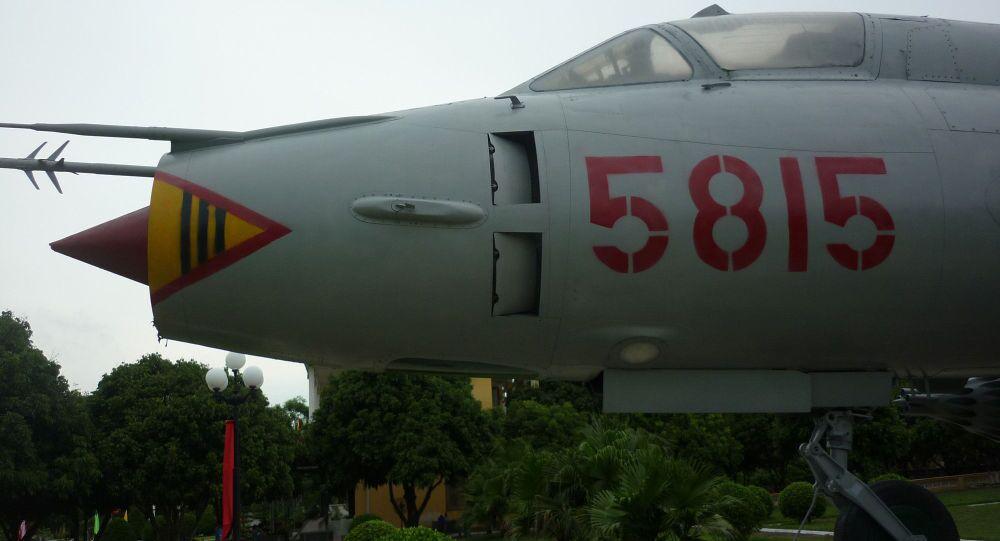 Máy bay Su-22 của Không quân Nhân dân Việt Nam