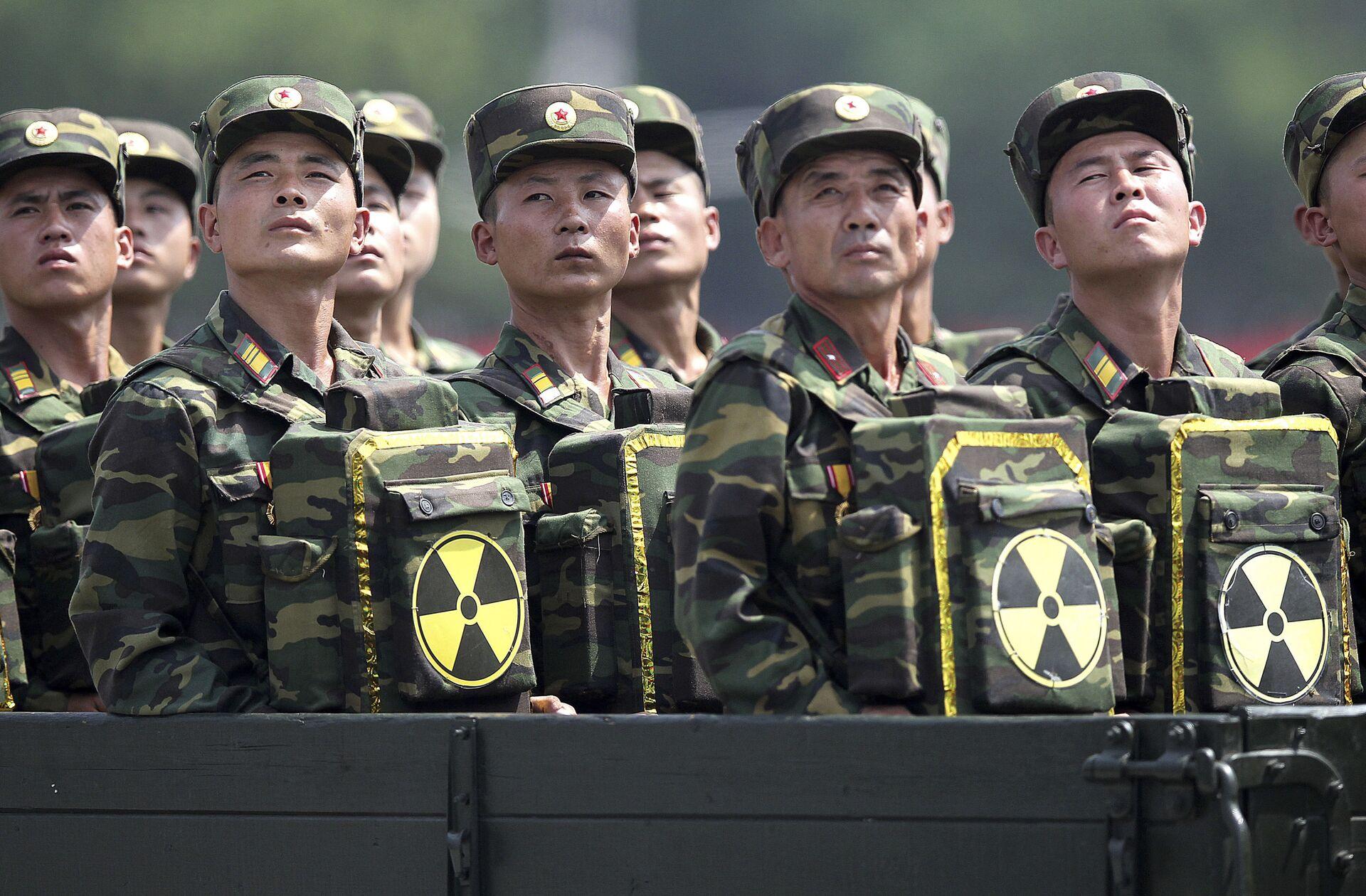 Trung Quốc và Hàn Quốc sẽ tăng cường hợp tác về vấn đề CHDCND Triều Tiên - Sputnik Việt Nam, 1920, 06.04.2021