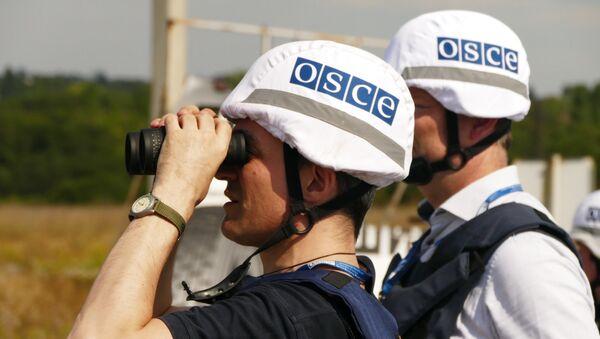OSCE tại Donbass - Sputnik Việt Nam