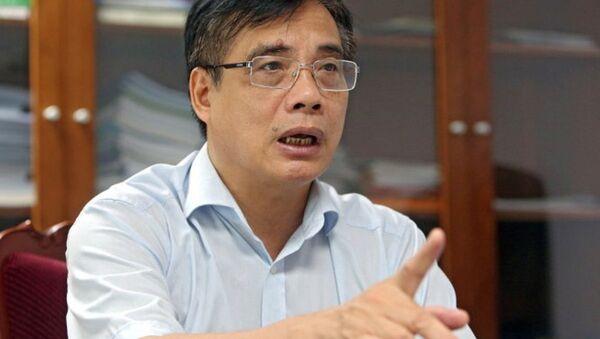TS Trần Đình Thiên - Sputnik Việt Nam