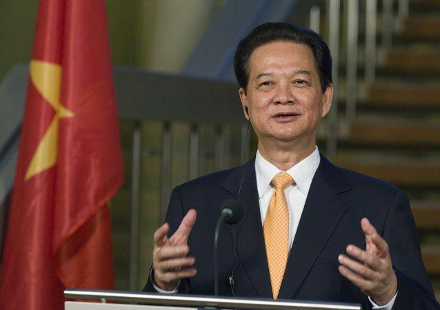 nguyên Thủ tướng Nguyễn Tấn Dũng