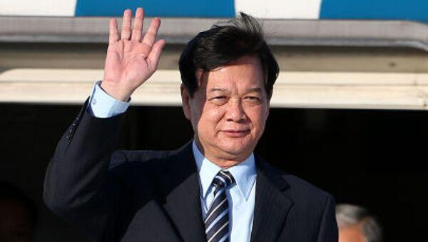 nguyên Thủ tướng Nguyễn Tấn Dũng - Sputnik Việt Nam