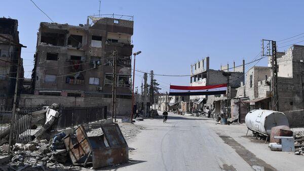 Douma, Syria - Sputnik Việt Nam