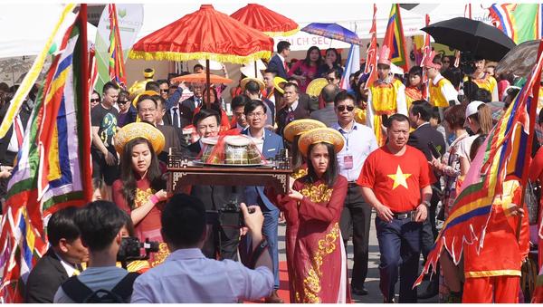 Lễ Giỗ Tổ Hùng Vương tại CH Séc - Sputnik Việt Nam