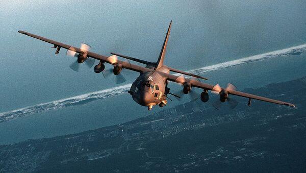 máy bay của Mỹ AC-130 - Sputnik Việt Nam