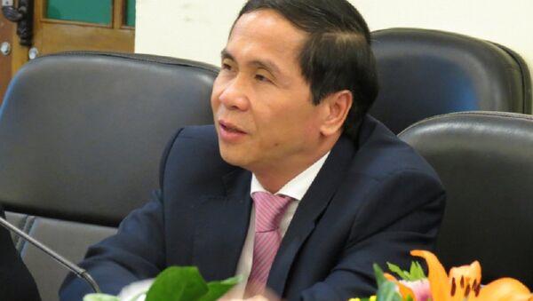 Thứ trưởng Bộ Nội vụ Triệu Văn Cường - Sputnik Việt Nam