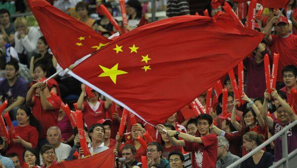 Người hâm mộ Trung Quốc - Sputnik Việt Nam