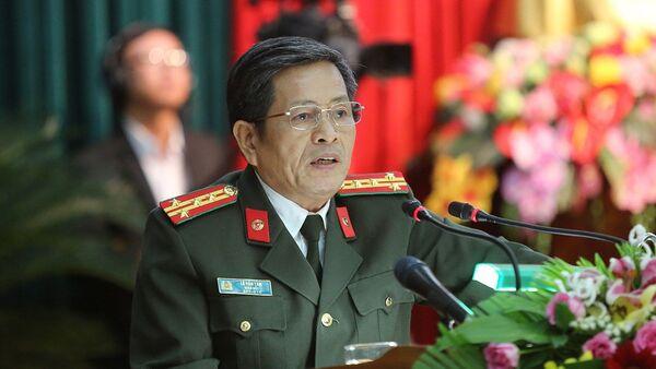 Đại tá Lê Văn Tam, Giám đốc Công an TP Đà Nẵng - Sputnik Việt Nam