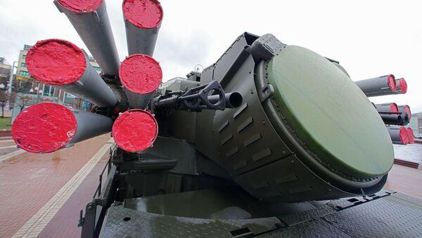 Hệ thống tên lửa phòng không Pantsir-S1 - Sputnik Việt Nam