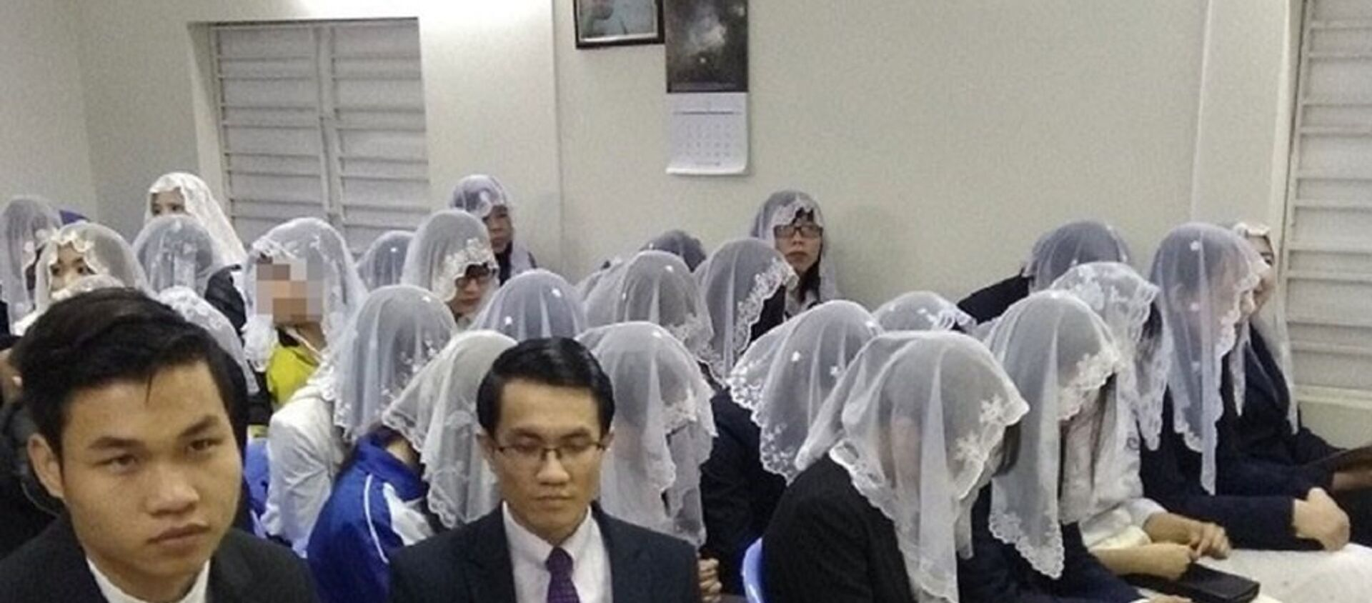 """""""Hội thánh của Đức Chúa Trời"""" hoạt động trái phép - Sputnik Việt Nam, 1920, 28.06.2018"""