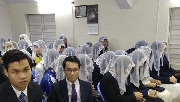 """""""Hội thánh của Đức Chúa Trời"""" hoạt động trái phép - Sputnik Việt Nam"""