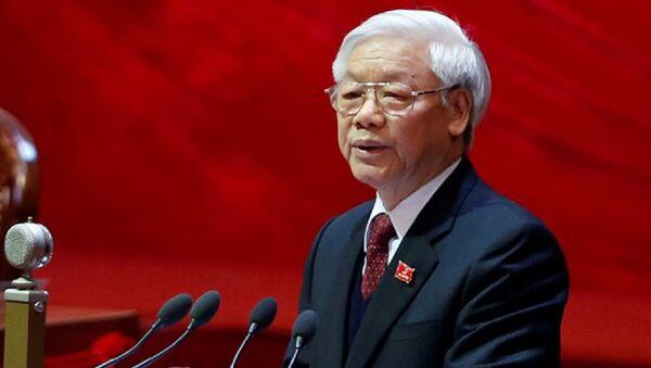Tổng Bí thư Nguyễn Phú Trọng - Sputnik Việt Nam