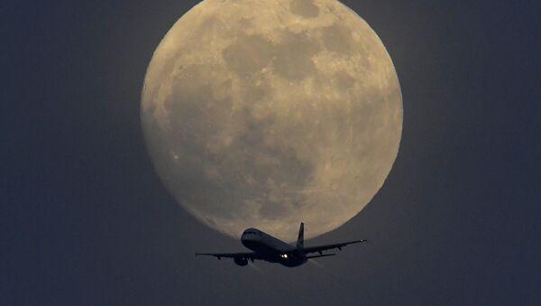 Mặt trăng  - Sputnik Việt Nam