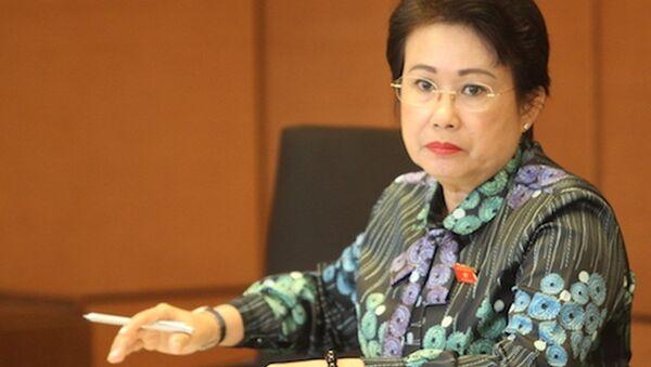 Phó bí thư Đồng Nai Phan Thị Mỹ Thanh - Sputnik Việt Nam