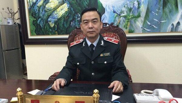 Trưởng Ban Tiếp công dân Trung ương Nguyễn Hồng Điệp. - Sputnik Việt Nam