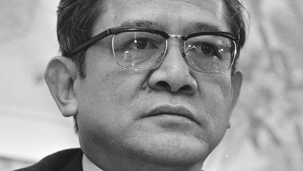 Nhà ngoại giao kỳ cựu Võ Văn Sung - Sputnik Việt Nam