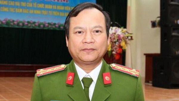 Đại tá Võ Tuấn Dũng. - Sputnik Việt Nam