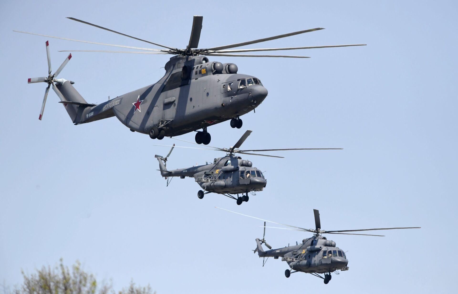 VRT500 - trực thăng đột phá dành cho thị trường Nga - Sputnik Việt Nam, 1920, 31.05.2021