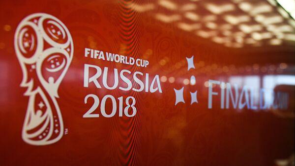 Подготовка к жеребьевке чемпионата мира по футболу 2018 - Sputnik Việt Nam