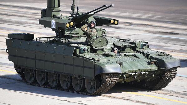 Xe tăng Terminator - Sputnik Việt Nam