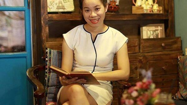 Cô Nguyễn Kim Tuyến - Sputnik Việt Nam