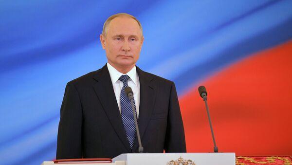 Lễ tuyên thệ nhậm chức của Tổng thống Nga Vladimir Putin - Sputnik Việt Nam
