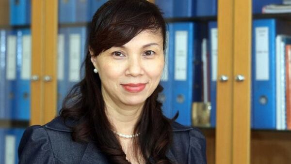 Bà Nguyễn Thị Kim Phụng - Sputnik Việt Nam