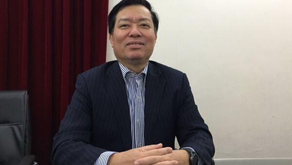 Ông Phạm Minh Huân, nguyên Thứ trưởng Bộ LĐ-TB-XH - Sputnik Việt Nam