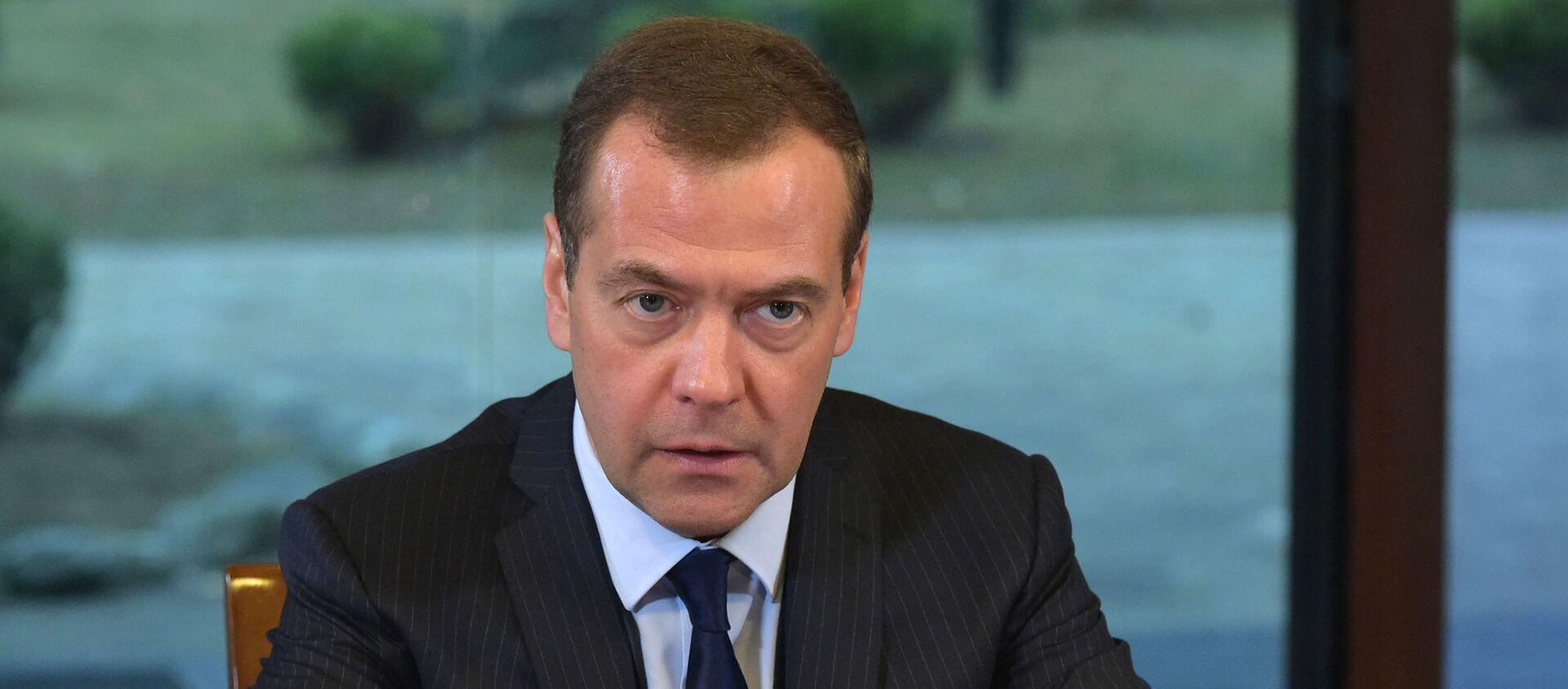 Dmitry Medvedev - Sputnik Việt Nam, 1920, 29.06.2021