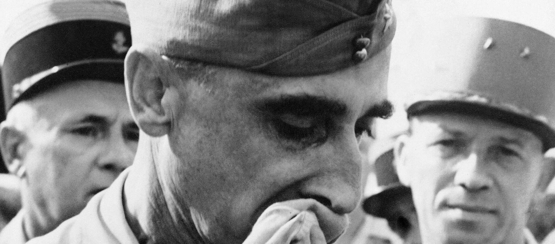 Tướng De Castries bị bắt tại Điện Biên Phủ. - Sputnik Việt Nam, 1920, 01.05.2019