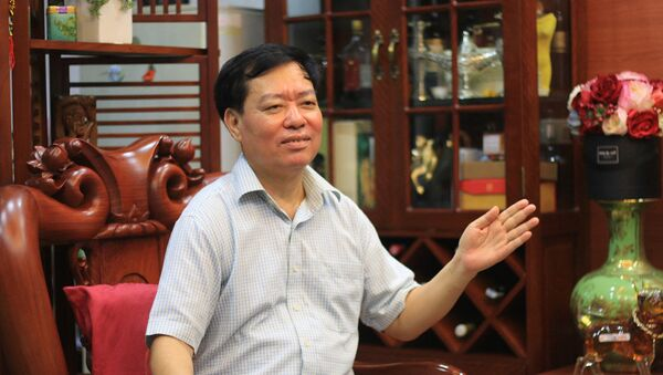 Nguyên Thứ trưởng Bộ Lao động, Thương binh và Xã hội Phạm Minh Huân. - Sputnik Việt Nam