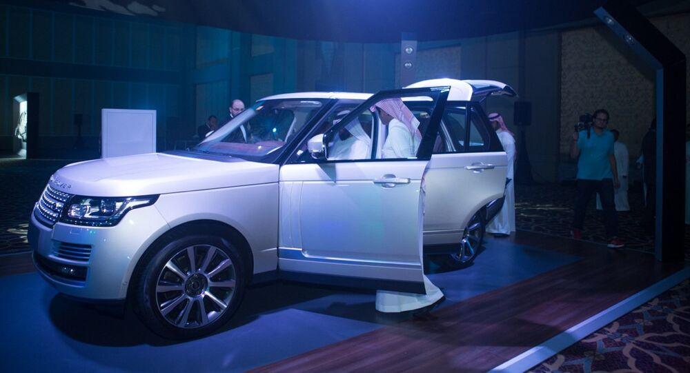xe range rover