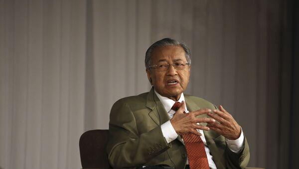 Mahathir Mohamad - Sputnik Việt Nam