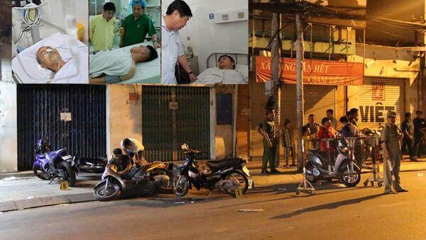 Các hiệp sĩ bị thương đang được điều trị tại bệnh viện - Sputnik Việt Nam